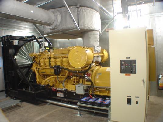 Diesel Generator Installer